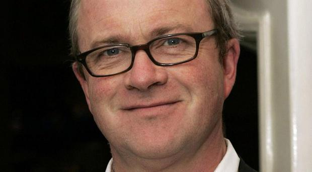 Harry Enfield is trying to make a chick flick in the new Comic Strip film
