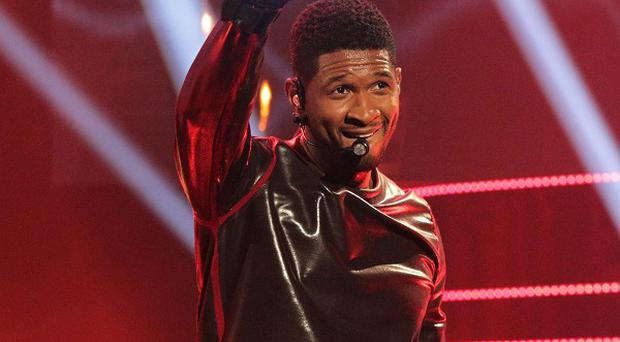 Usher has been in training for his movie role