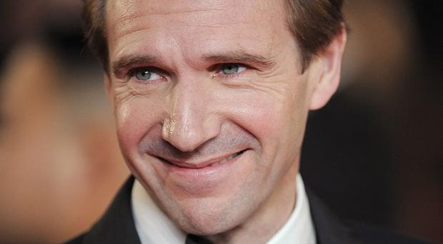Ralph Fiennes said he began thinking about directing when he starred in The English Patient