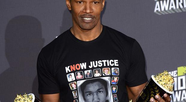 Jamie Foxx could star as Martin Luther King