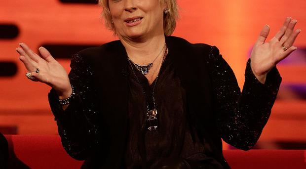 Jennifer Saunders says Ab Fab fans keep asking her when she is going to make a film of the hit TV show