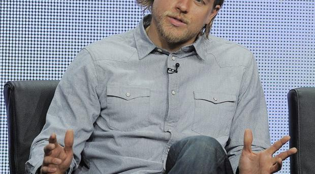 Charlie Hunnam has blamed timing issues for his decision to quit the Fifty Shades Of Grey movie project