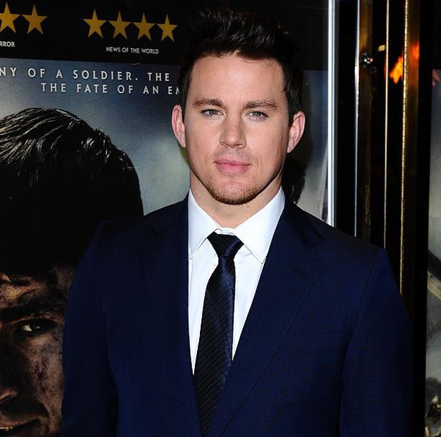 Channing Tatum is top of Paul Feig's wishlist
