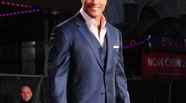 Dwayne 'The Rock' Johnson is to star in an earthquake disaster movie