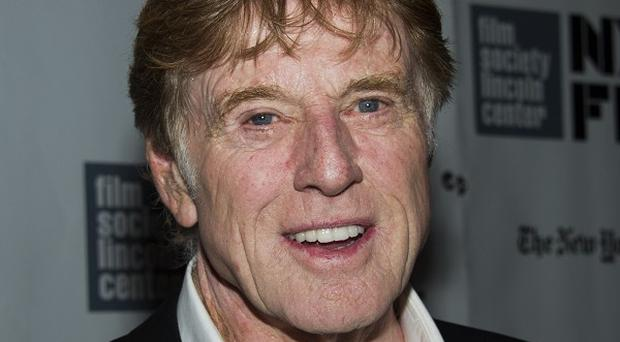 Robert Redford insisted on doing his own stunts