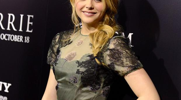Chloe Grace Moretz had to find a new interpretation of Carrie