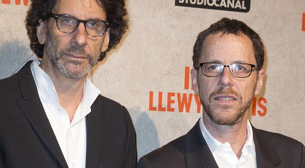 Joel and Ethan Coen were honoured in France
