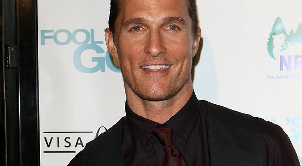 Matthew McConaughey asked Tom Hanks for advice about losing weight for a film role