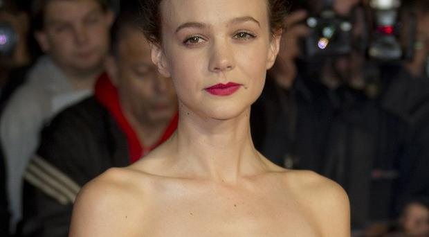 Carey Mulligan didn't join in with the jamming on the Inside Llewyn Davis set