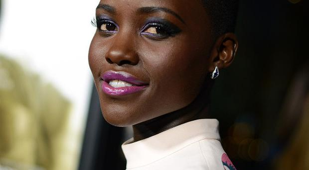 Lupita Nyong'o still can't get over the fact she is in a major movie
