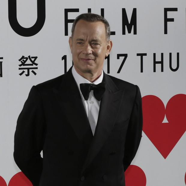 Tom Hanks wants a superhero film role
