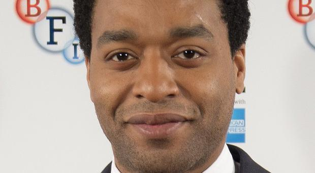 Chiwetel Ejiofor stars in 12 Years A Slave (AP)