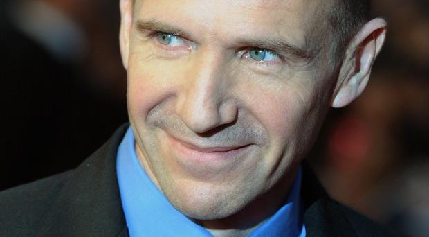 Ralph Fiennes is excited about his Bond role