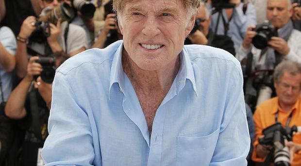 Robert Redford fretted about the possible reaction to his new movie