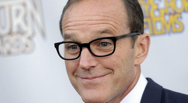 Clark Gregg said he loves the world of his sci-fi show