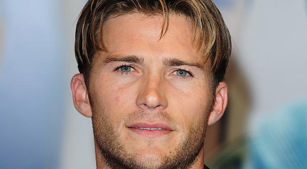 Scott Eastwood is apparently in the running for the role of Christian Grey