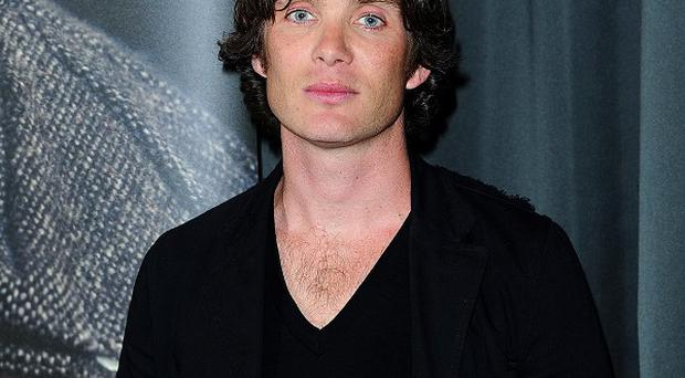 Cillian Murphy has been rowing to prepare for In The Heart Of The Sea