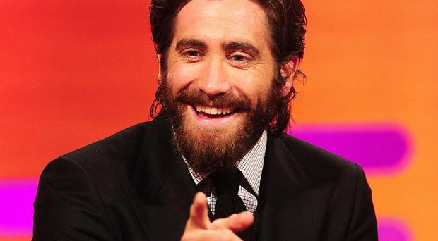 Jake Gyllenhaal lost weight for his role in Nightcrawler