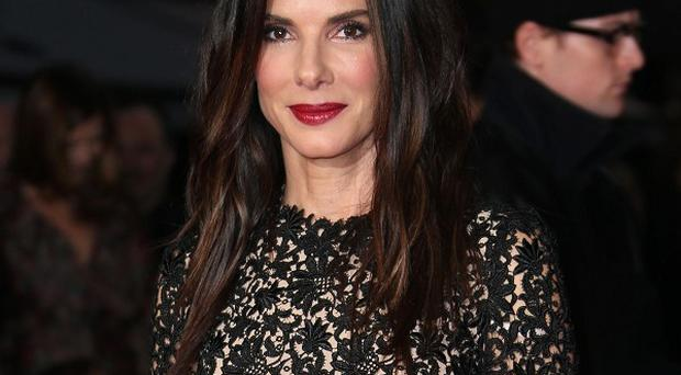 Sandra Bullock says Gravity's success isn't down to her