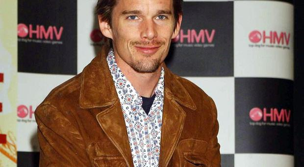 Ethan Hawke could reunite with director Andrew Niccol