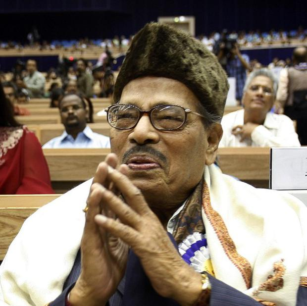 Bollywood playback singer Manna Dey has died