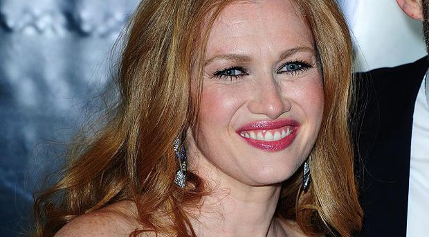 Mireille Enos says she loved working with Brad Pitt on World War Z
