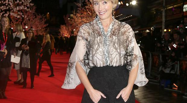Emma Thompson stars as Mary Poppins author PL Travers in Saving Mr Banks