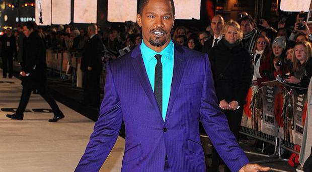 Jamie Foxx has revealed his character in Annie is inspired by P Diddy