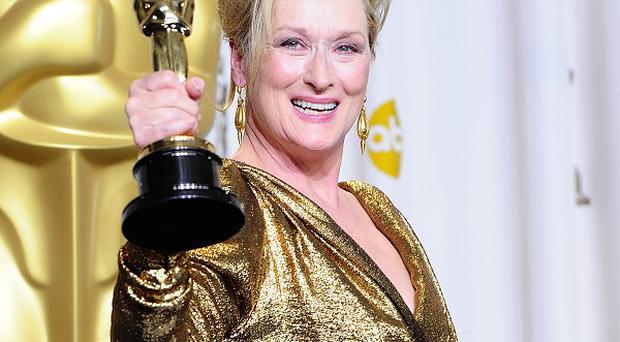 Meryl Streep is tipped to star in The ExpendaBelles
