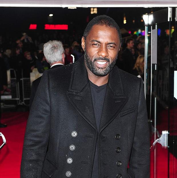 Idris Elba has confessed he had trouble fitting back into his costume for Thor 2