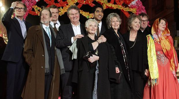 The cast of The Best Exotic Marigold Hotel are reuniting for a sequel