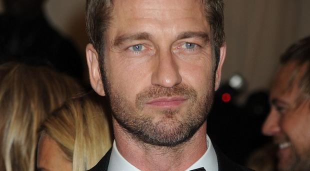 Gerard Butler is reprising his role in London Has Fallen