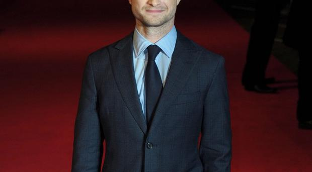 Daniel Radcliffe is going to play Seb Coe
