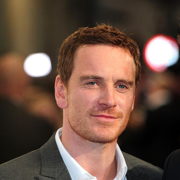 Michael Fassbender plays a ruthless slave owner in 12 Years a Slave