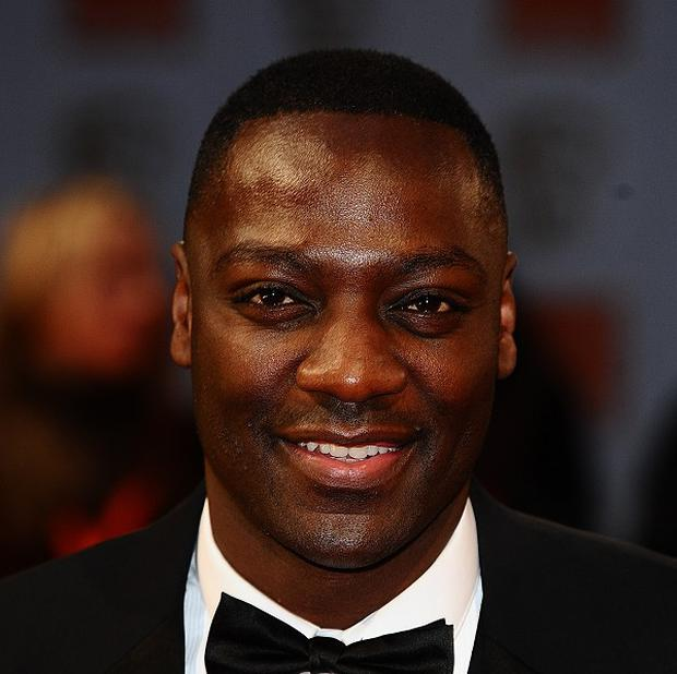 Adewale Akinnuoye-Agbaje had to spend hours in make-up to prepare for his role in Thor 2