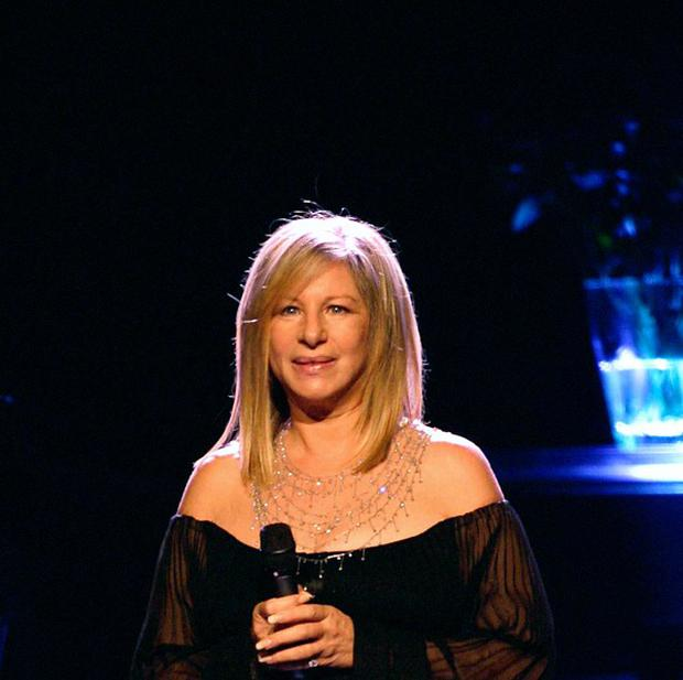 Barbra Streisand says she doesn't like to work as much as before