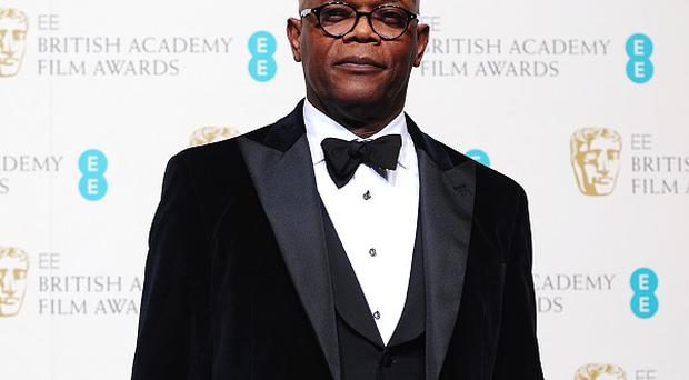 Samuel L Jackson will star in Stephen King's Cell