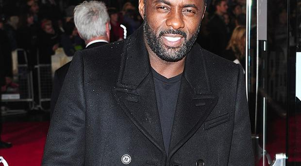 Idris Elba has been invited to the White House to watch his performance as Nelson Mandela