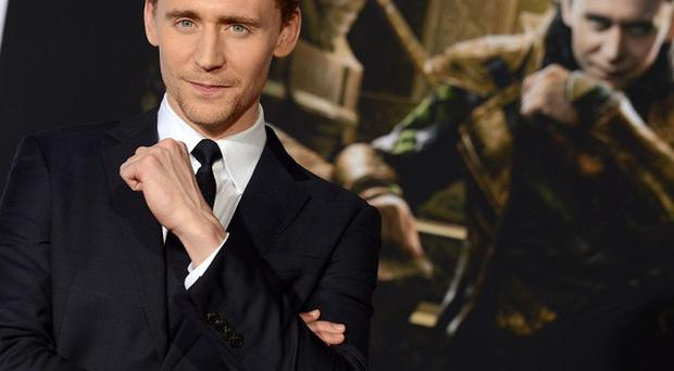 Tom Hiddleston reprises the role of Loki in Thor: The Dark World