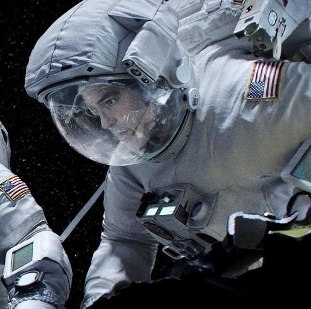 George Clooney admits his Gravity spacesuit was not comfortable