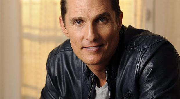 Matthew McConaughey lost 50 pounds to star in Dallas Buyers Club