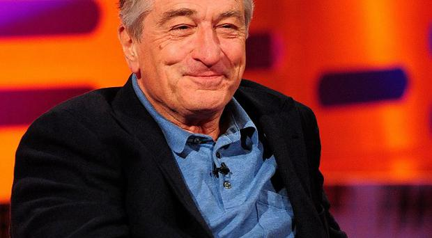 Robert De Niro will play an elderly intern in a new comedy film