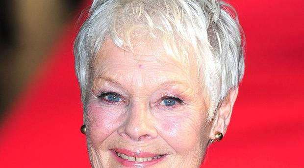 Dame Judi Dench plays M in a Funny Or Die sketch