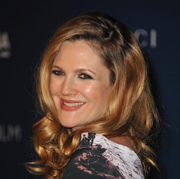 Drew Barrymore will co-star with Adam Sandler in Blended