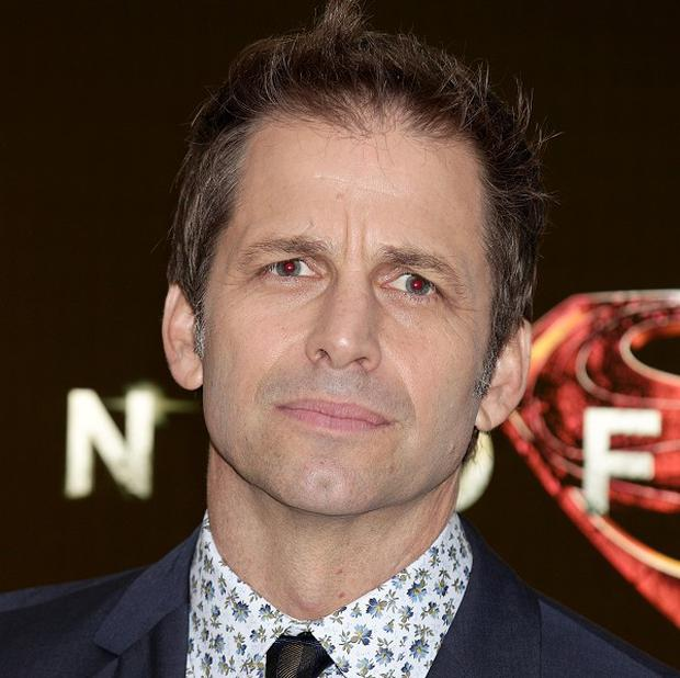 Zack Snyder has hinted at the Superman sequel plot