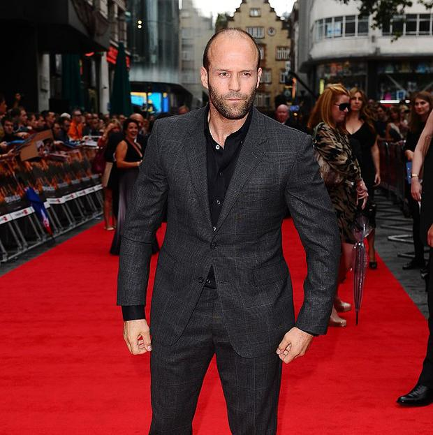 Jason Statham will star in the sequel to Layer Cake