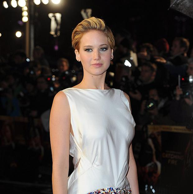 Jennifer Lawrence is producing a film
