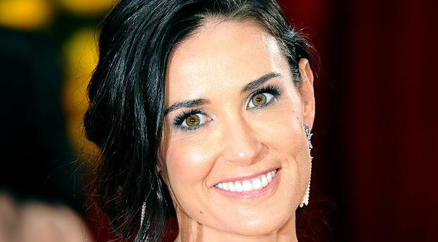 Demi Moore's film Ghost is being adapted for television