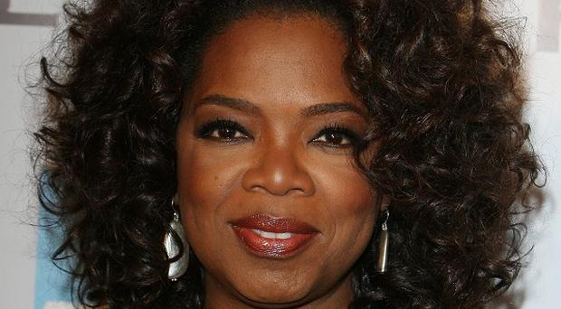 Oprah Winfrey finds it hard to cry on cue