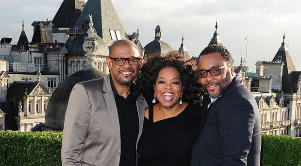 Forest Whitaker and Oprah Winfrey star in The Butler, directed by Lee Daniels